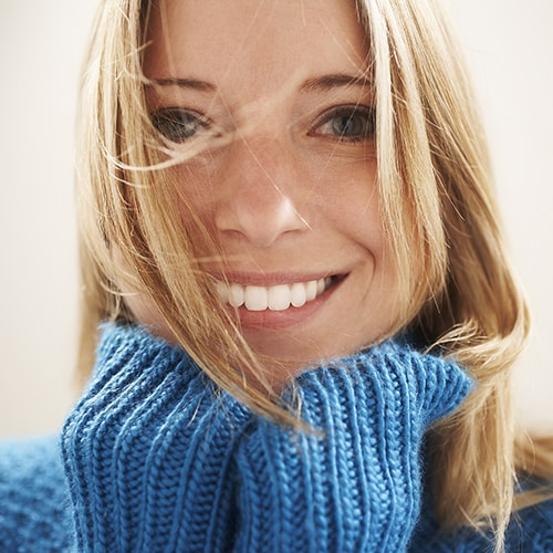 Six Month Smiles' cosmetic braces can straighten your smile discreetly in as little as six months!