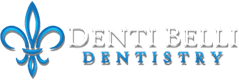 Denti Belli Dentistry scroll logo