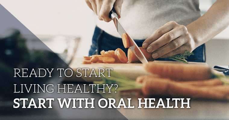 Better whole body health starts with taking care of your oral health.
