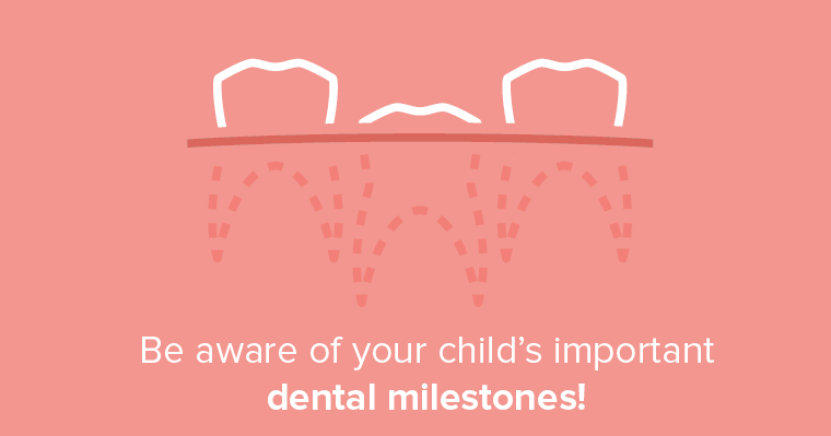 Keeping your child's dental health on track will ensure their long-term health.