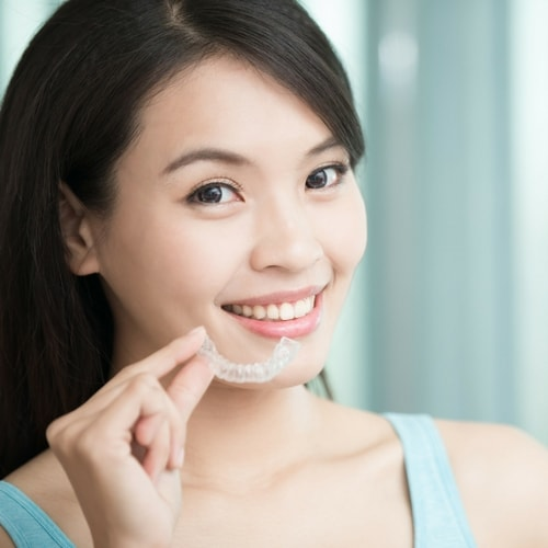 Straighten your teeth with Invisalign by Dr. Taylor in Renton, WA.