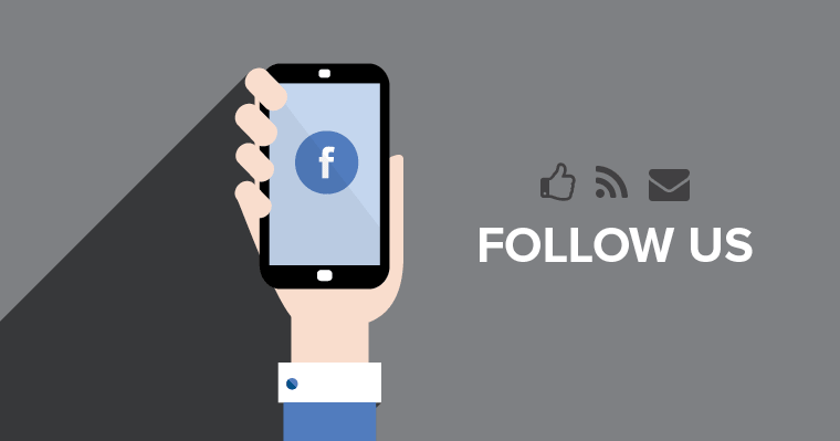 5 Reasons to Follow Us on Facebook